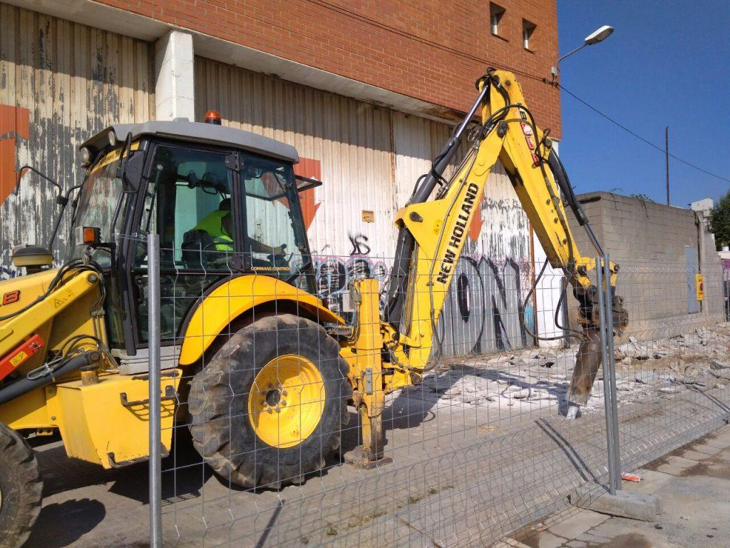 Primer paso para reanudar las obras de la Sagrera | Ecología ...