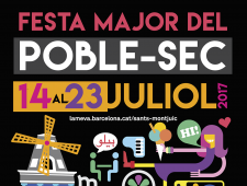 Poble-sec holds its local festival