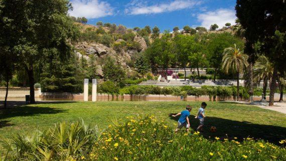Parc de la Creueta del Coll