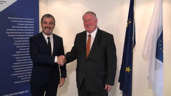 Collboni reunió Brussel·les