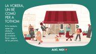 Il·lustració guia 'Fem accessible el nostre comerç'