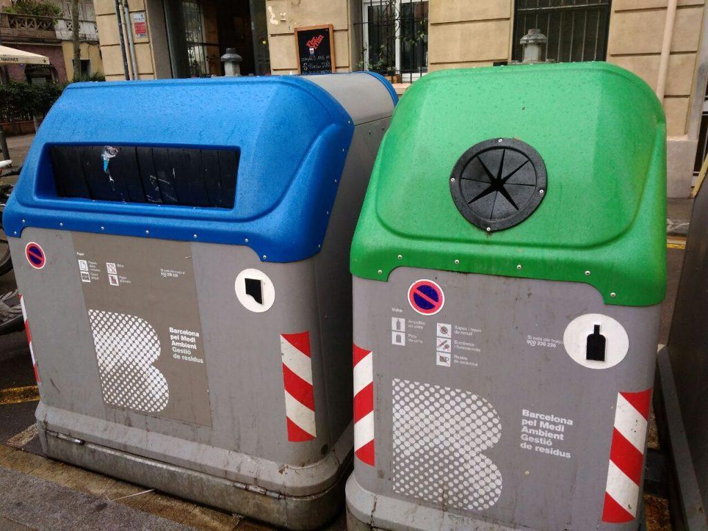 Empresas recogida de residuos barcelona
