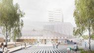mercat vall d'hebron teixonera, obres, renders, remodelació, projecte
