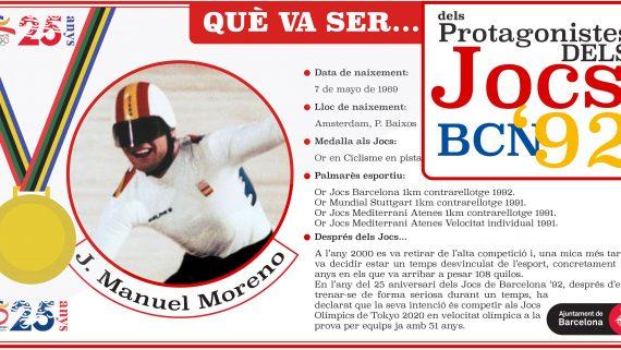 Què va ser de... José Manuel Moreno