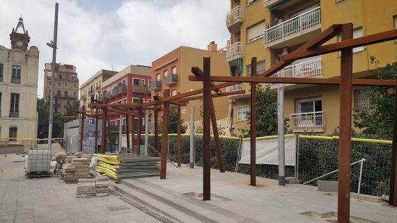 Plaça de Joan Pelegrí