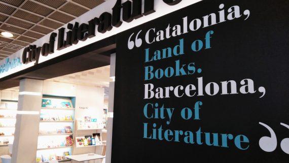 Estand Fira del llibre de Frankfurt 2017