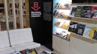 Barcelona promociona els seus llibres i la ciutat de la literatura.