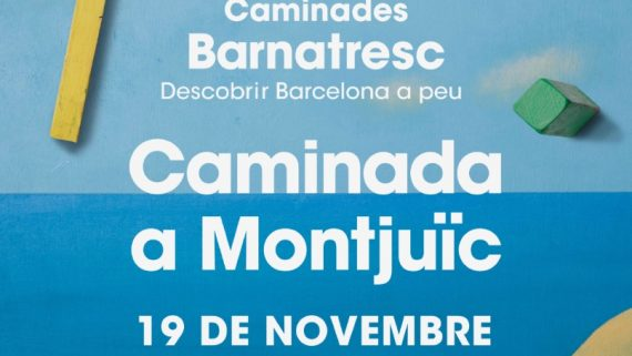 Caminada a Montjuïc III