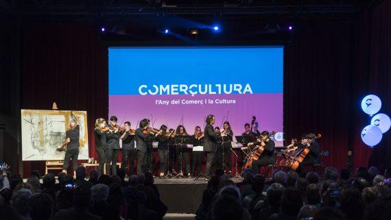 Inauguració de l'Any del Comerç i la Cultura