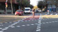 carril bici c Sardenya - Ramon Trias Fargas