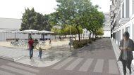 Plaça Hilari Salvadó