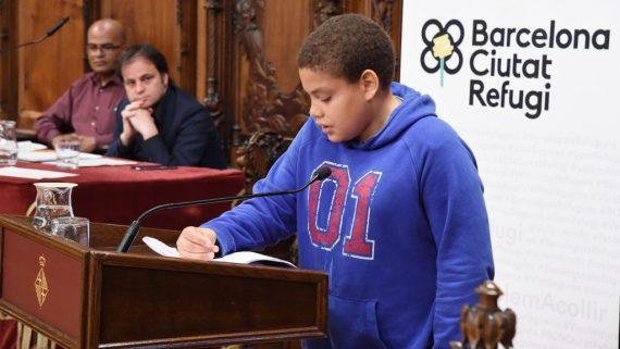 XXII Audiència Pública als nois i noies de Barcelona