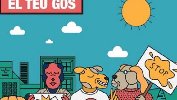 Campaña perros Gràcia