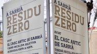Residu zero Sarrià