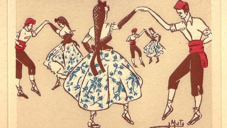 Resultado de imagen de aureli capmany la dansa