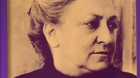 Imatge de la coberta del llibre 'Maria Aurèlia Capmany. L'època d'una dona'.