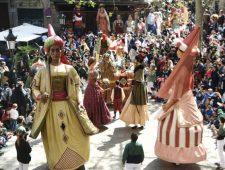 Fiestas de Sant Josep Oriol en el barrio del Pi