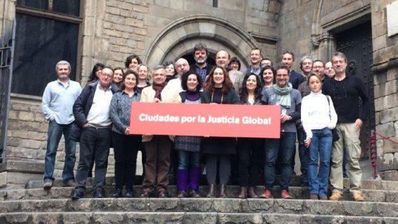 Jornades Ciutats per la Justícia Global
