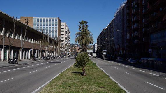 Passeig de la Zona Franca