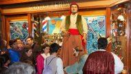 Gegant Perot lo lladre del Pi - Festes de Sant Josep Oriol