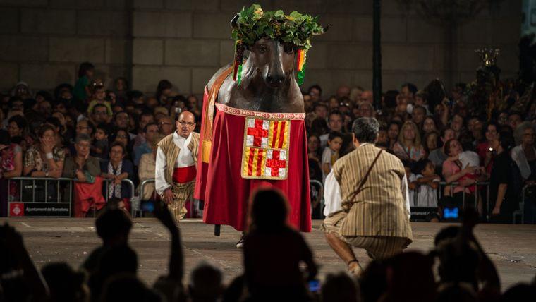 Resultat d'imatges de bestiari barcelona bou