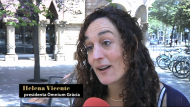 Òmnium Gràcia - Helena Vicente