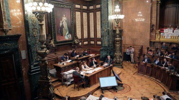 Reunió del Consell Plenari