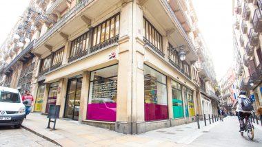 Carrer Ferran, oficina no discriminació, ond, assessorament, façana, edifici