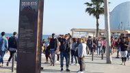 Recompte morts al Mediterrani
