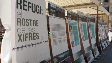 Exposició Dia mundial de les persones refugiades 2016