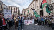 Concentració a Pça St. Jaume el 15/05/2018 Foto: Fotomovimiento