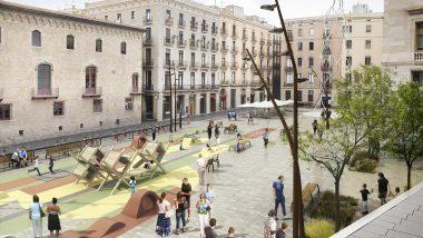 remodelació plaça Sant Miquel