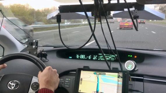 inLane - pilot