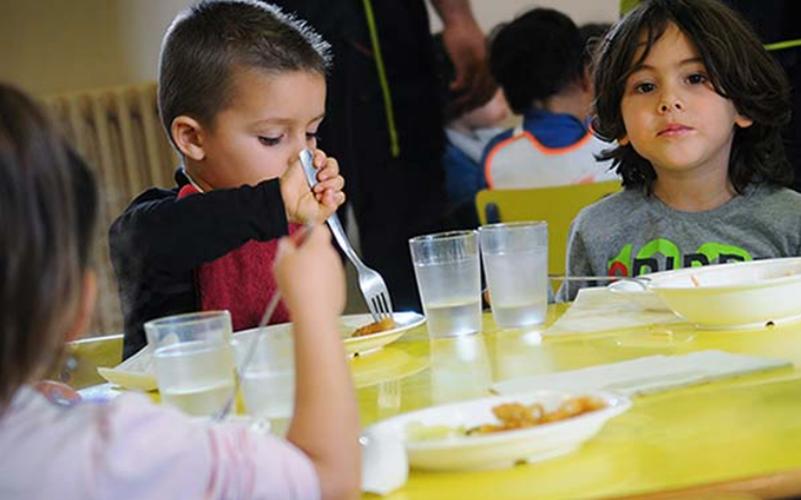 Becas de comedor escolar para el curso 2018-2019 | Ciutat Vella