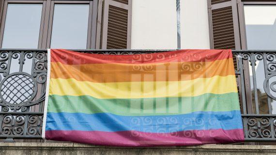 Manifestació per l'Alliberament LGTBI