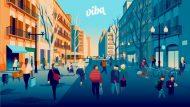 Imatge promocional de la targeta Viba Barcelona.