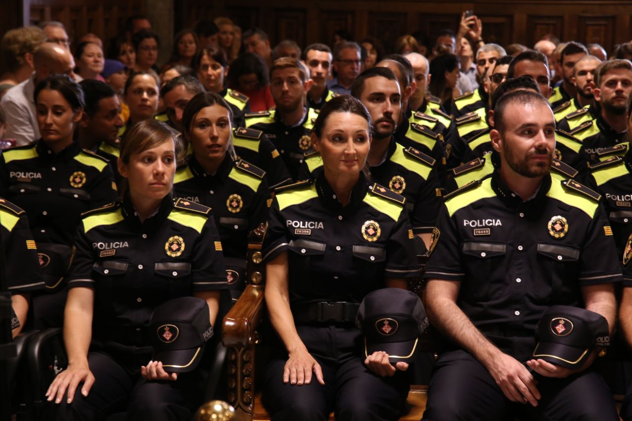 A Hundred New City Police Officers To Serve The Local Population
