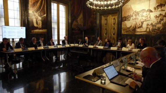 Patronat de la Fundació Mobile World Capital Barcelona a l'Ajuntament de Barcelona.