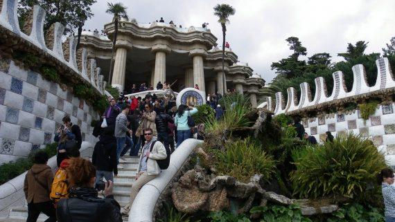 massificació turística