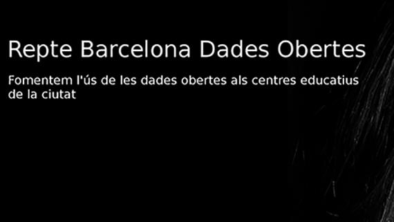 Repte Barcelona Dades Obertes segona edició_2019