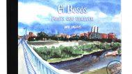 Coberta del quadern de viatge 'El Besòs, ponts que uneixen', de Juan Linares