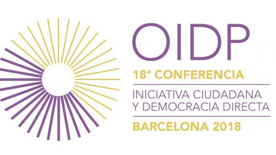 Conferència OIDP Barcelona 2018