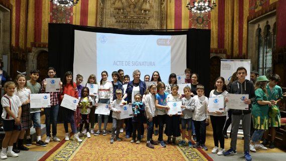 El projecte presentat planteja intervenir a les escoles amb un paquet de mesures per a esdevenir refugis climàtics.