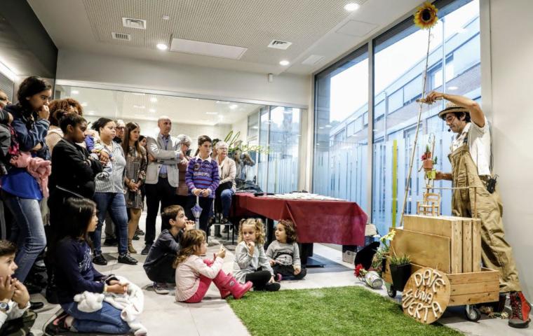Nou barris inaugura cru lla al punt una escuela de cocina y restaurante abierto a la ciudadan a - Restaurante al punt ...