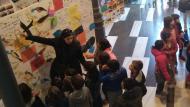 Exposició Barri refugi Sarrià Sant Gervasi