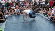 Ballarí de breakdance
