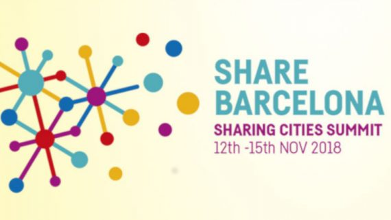 Sharing Cities Summit 2018 Barcelona