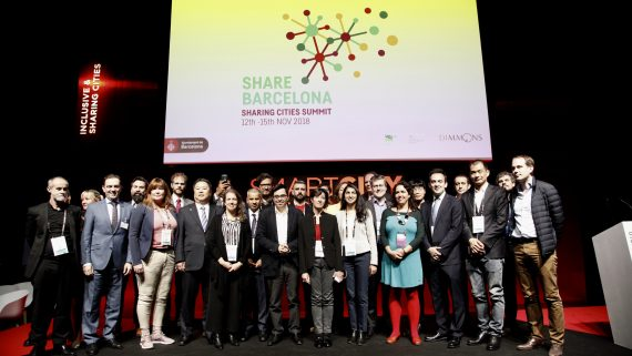 Sharing Cities Summt Barcelona 2018