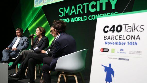 C40 Talks in Barcelona