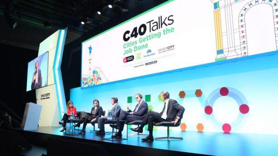 C40 Talks Barcelona